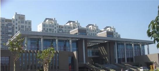 聊城东阿图书馆工程
