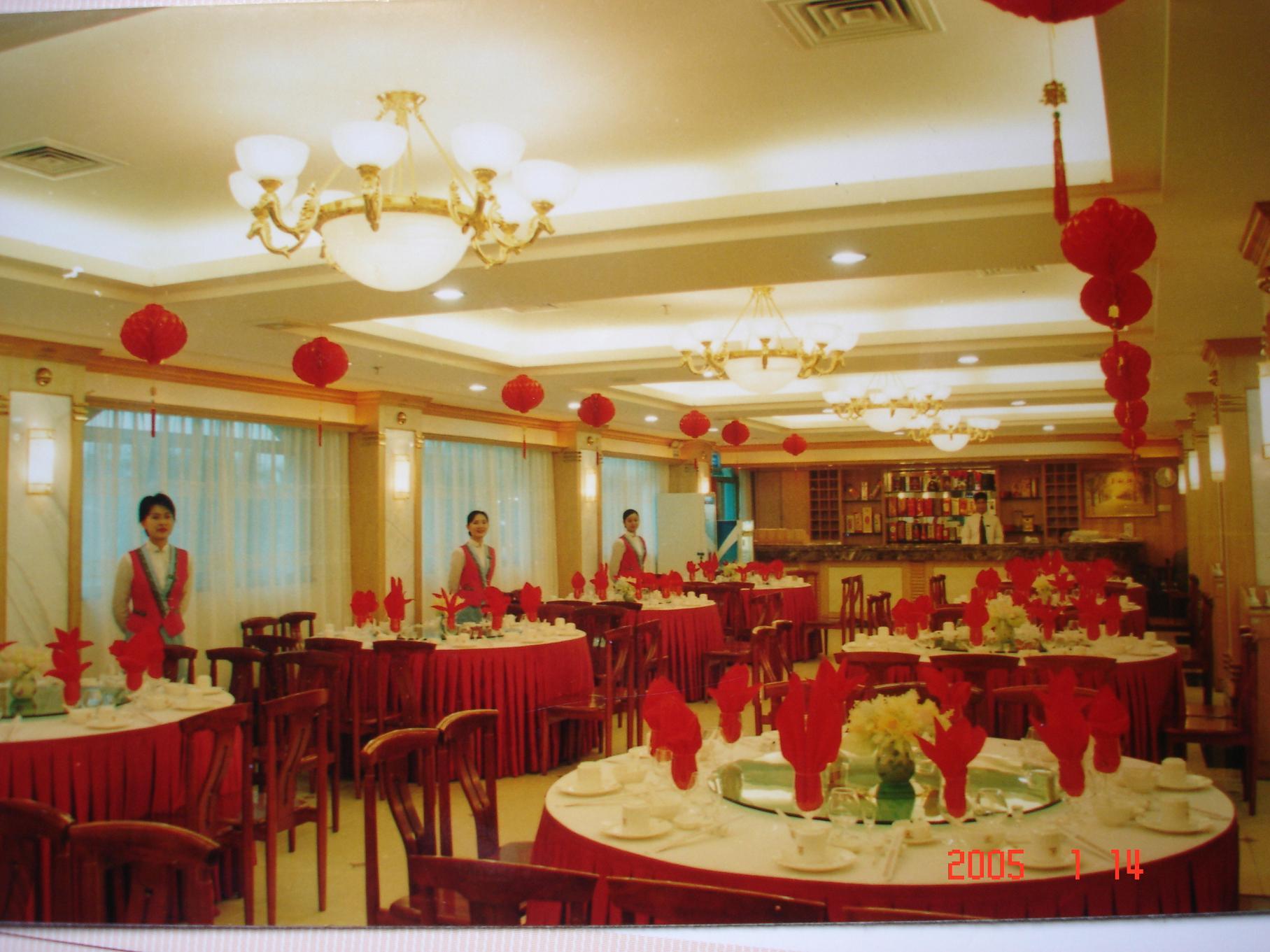 山东边防餐厅工程