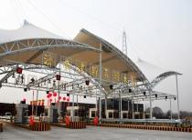 济南建邦大桥餐厅工工程